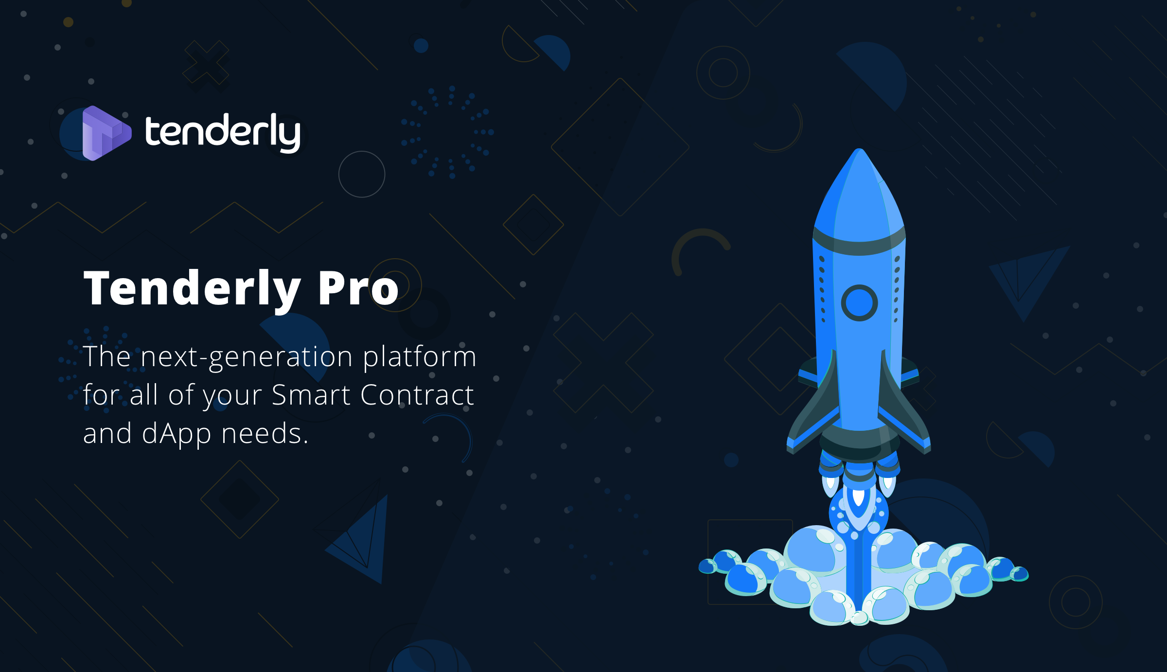 Say Hello to Tenderly Pro