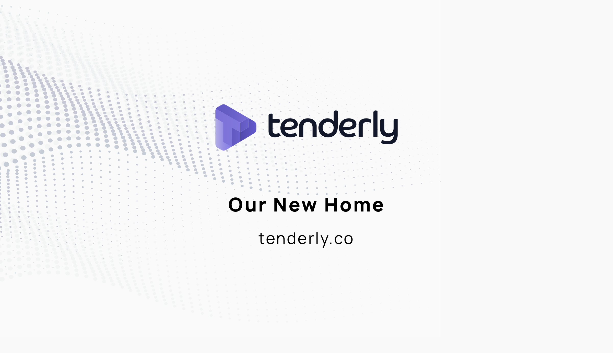 More than a dev tool: Tenderly has a new home